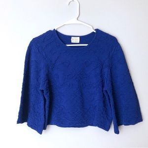 Ronny Kobo Thick Knit Top